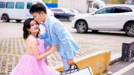 邬俊&张启芳新婚