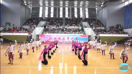 青海交通职业技术学院锅庄舞大赛-管理工程学院代表队