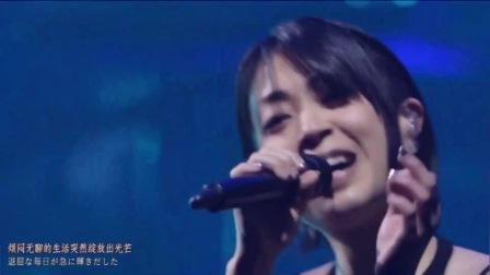 震撼!宇多田光现场演唱《爱的囚徒》,唱功了得