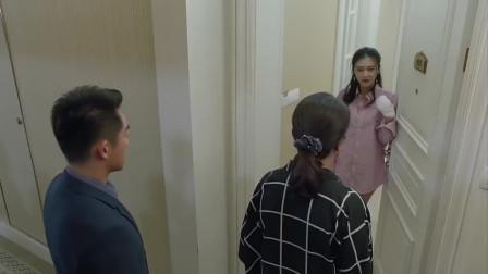 正室上门找老公,女秘书故意衣衫不整