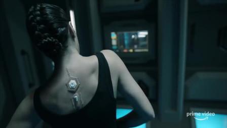 太空歌剧类科幻美剧《太空无垠》放出第四季预告片
