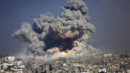 """以色列纠集5国空军,联手""""轰炸""""俄罗斯防空导弹!苏35紧急起飞"""