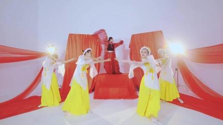 将雪儿古风歌曲《莫问归期》,越南舞蹈版