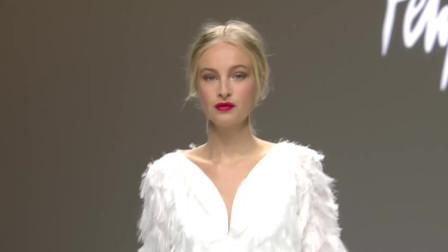 Fely Campo, vestidos  2020 时装秀 (12)