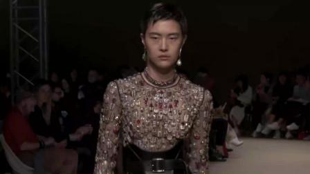 Alexander McQueen时装秀 (7)