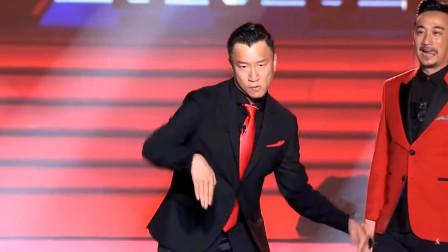 """孙红雷原来是""""霹雳舞王"""",最凶狠的眼神跳最骚的舞步,太帅了!"""