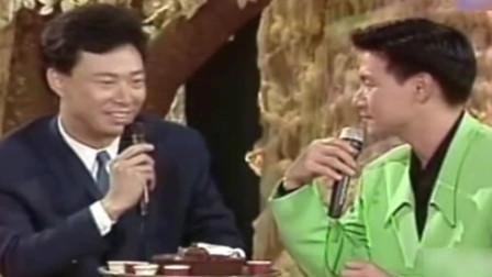 龙兄虎弟:费玉清、张学友《偏偏喜欢你》龙兄虎弟现场版