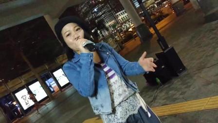 香港美女歌手乐儿演唱《断肠梦》,这首歌你们听过吗