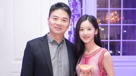 真离婚了?章泽天秀出26岁生日礼物,感谢女儿朋友却不提刘强东