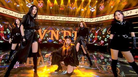 金请夏师妹团BVNDIT回归人气歌谣首秀,全员实力似清唱,这唱功绝了