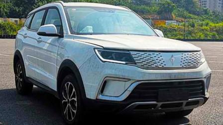 野马新款EC60预计年内发布 外观大改,尺寸增大-网上车市