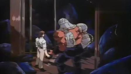 钢铁神兵:拉法罗若是完全进化的话,这次就真的是世界末日了!