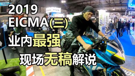丙Vlog11|2019米兰车展(三)新车现场解说