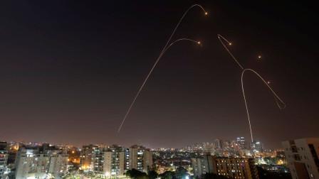 以色列遭火箭弹大规模袭击,真凶到底是谁?美将矛头对准了伊朗