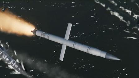水下钻出3马赫重型导弹!为何中国鹰击18被美军列为宙斯盾克星