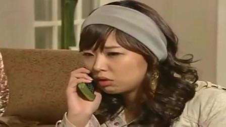 搞笑一家人:罗文姬和李俊河不愧是母子,吵架发脾气都这么默契