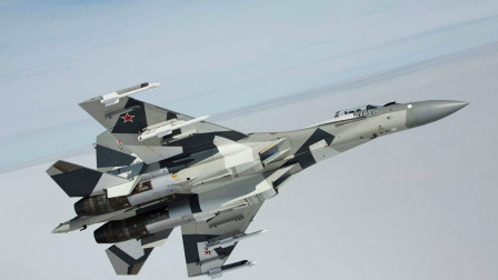 大批F35越境袭击,苏35紧急升空拦截,10分钟后分出胜负