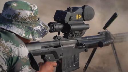 绰号大炮!1500米开外击穿装甲车,解放军最新重狙威力有多恐怖?