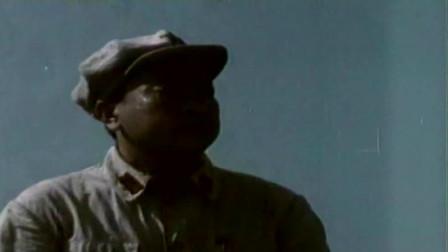 怀旧影视金曲,1982年老电影《梅岭星火》插曲《大军西去气如虹》熊卿材