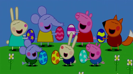小猪佩奇:所有人都在笑,拆开包装就吃!