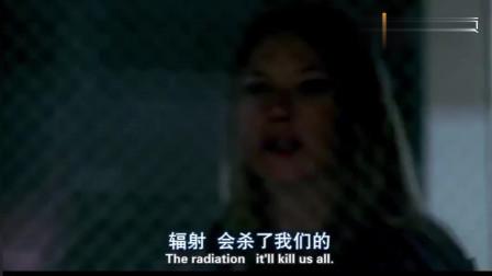 危机边缘:美女被注射病毒,关在辐射房,下秒竟七窍流血