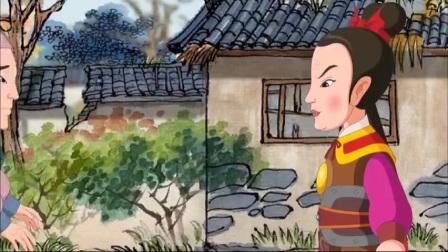 中华德育故事:宁州城被困七年,李秀进行反击