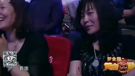 广西美少女组合上央视献唱,现场跟杨帆搭戏,真的是太搞笑了