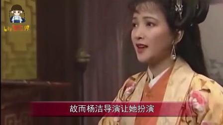 唯一把四大名著演齐的女星,貌美如花,今55岁依然很年轻