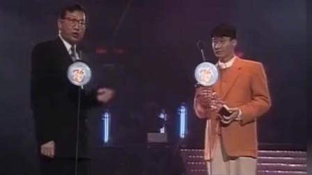 1991年,黎明,刘德华,张学友竞争全年唱片销量冠军大奖。