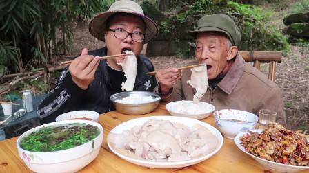"""宜宾特色名菜""""李庄白肉""""巴掌那么的肉片,肥而不腻,太下饭了"""