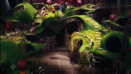 查理和巧克力工厂:这条河里流动的,是最高品质的热融巧克力