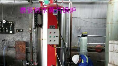 泰安热水蒸汽锅炉发货视频