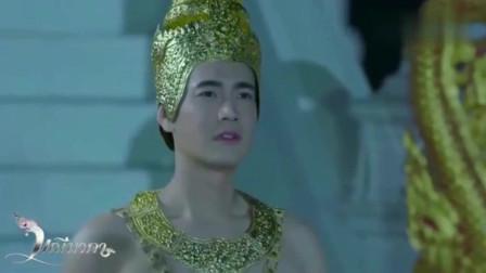 遇卿恋凡记:龙王对娜迦女神一见钟情,不惜打破几千年洁身自好的规矩