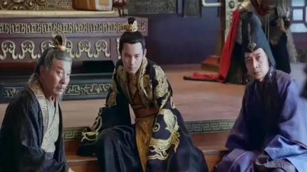 琅琊榜之风起长林:萧元启狠辣逼宫,依仗的是靖王?