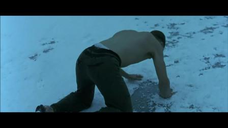 【希特勒的男孩】体能训练有人掉进冰窟窿里活活的被淹死