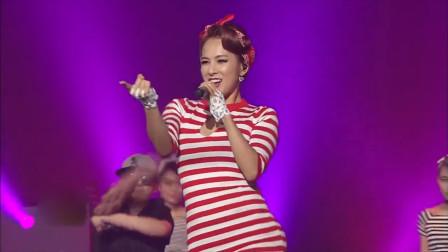 唱《两个人》的蔡妍,最近翻唱了两首中文歌,像在听韩剧插曲