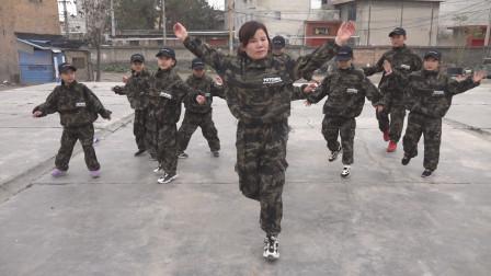 鬼步舞新舞《幺妹》,第三、四组动作教学,喜欢的一起来