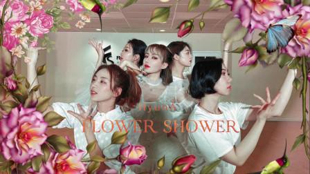韩舞女神泫雅Hyuna-Flower Shower 舞蹈翻跳(天舞)温哥华