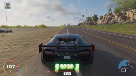 飙酷车神2:新出的布加迪凯龙究竟有多好开?土豪直接冲去试驾!