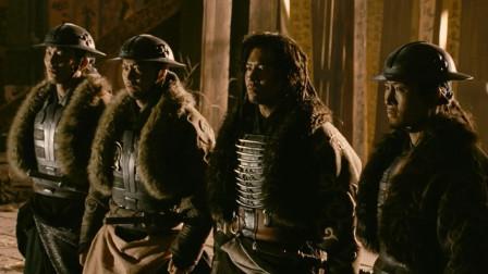见龙卸甲:赵云被曹军团团包围,四兄弟愿为赵云出战,与敌军个两败俱伤