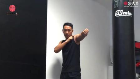 直拳和摆拳的一些小技巧