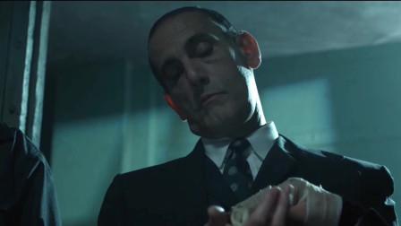 哥谭镇: 小伙被人注射毒液,竟产生如此恐怖的幻觉