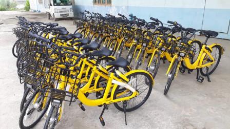 外国收购中国废弃的万辆共享单车,用来干什么?看完非常感动!