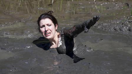 """如果不小心掉进流沙,怎样做才能""""自救""""?看完就学会了"""