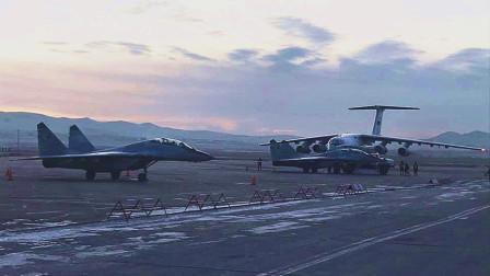 蒙古空军雄起了!人均三代机数量居世界前列,海军司令羡慕不已