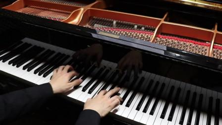 钢琴示范弹奏《四小天鹅舞曲》柴可夫斯基经典曲目