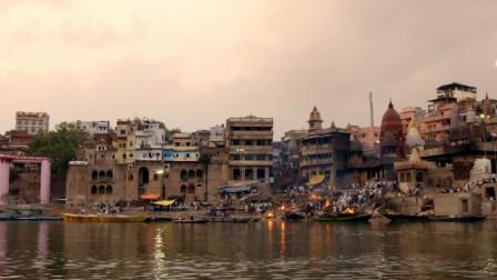 印度人为何不吃鲶鱼?小伙往河中扔了一块面包,河边瞬间沸腾了!