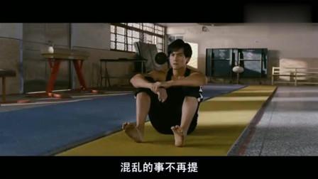 翻滚吧阿信:彭于晏重返正途,为了本年度的冠军,开始疯狂锻炼
