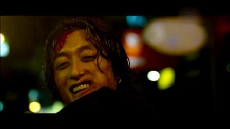 翻滚吧阿信:最好的兄弟菜浦被人在街头,看哭了!