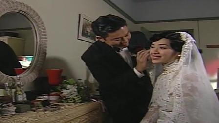胭脂水粉:大嫂穿上婚纱确实很美,但是心机太深了